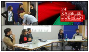 Kassel Dokfest Webdoku Workshop
